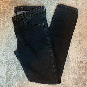 Ag Adriano Goldschmied Cigarette Leg Jeans